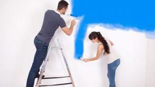 Quy trình sơn nhà đẹp chuyên nghiệp uy tín