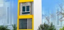 Một số điểm lưu ý khi xây nhà, sửa nhà, sơn nhà diện tích nhỏ
